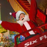 Six Flags Holiday In The Park Instant Win Game