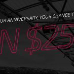 Soccer 25th Anniversary Shopping Spree Giveaway