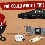 Sonny's BBQ Terrible Tailgate Contest