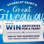Sparkle Fairy's Great Giveaway & Instant Win Game