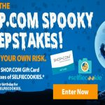 Shop.com Spooky Sweepstakes