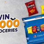 """Tasty Rewards """"$8,000 in Groceries"""" Sweepstakes"""