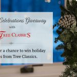 Treasured Celebrations Giveaway with Tree Classics 2019 Giveaway