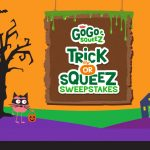 GoGo squeeZ – Trick or squeeZ Sweepstakes