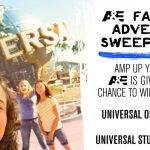 A&E Fall Into Adventure Sweepstakes