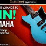 Yamaha Revstar Guitar Giveaway