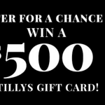 "Tillys ""Enter to Win A $500 Gift Card"" Sweepstakes"