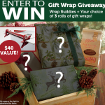Gift Wrap Bundle Giveaway