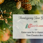 Thanksgiving Time Giveaway 2019