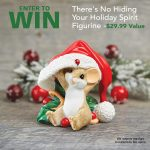 Holiday Spirit Figurine Giveaway