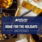 "2019 Anolon Gourmet Cookware ""Home for the Holidays"" Sweepstakes"