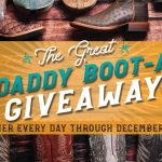 The Great BootDaddy Boot-A-Day Giveaway