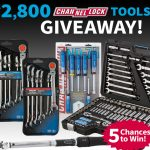 $2,800 Channellock Tools Giveaway!