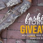 Fashion Forward Giveaway