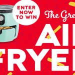 Dash Great Air Fryer Giveaway