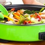 Dash Electric Nonstick Skillet Giveaway