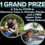 Dippin' Dots Discover the Fun Sweepstakes