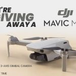 DJI Mavic Mini Drone Giveaway