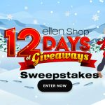 Ellen's 12 Days of Giveaways Trip Sweepstakes