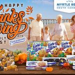 Happy Thanksgiving Family Feasts with Entenmann's and Visit Myrtle Beach Sweepstakes