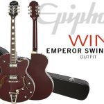 Emperor Swingster Giveaway
