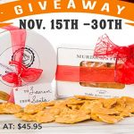 Murdick's Fudge Thanksgiving Giveaway