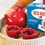 Red Rose Tea Set Giveaway