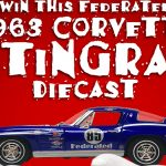 Federated Holiday Diecast Giveaway