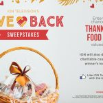 "ION Television's ""Give Back Sweepstakes"""