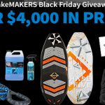 WakeMAKERS Black Friday Giveaway