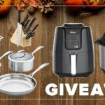 CNET and Chowhound's Thanksgiving Giveaway
