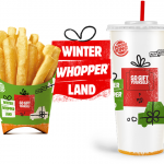 The BK Winter Whopperland Instant Win Game & Sweepstakes