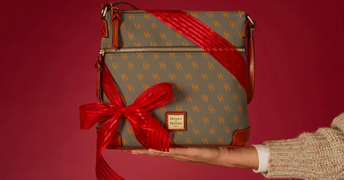Dooney Amp Bourke Win A Dooney December Giveaway Julie S