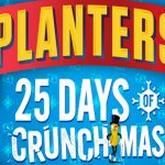 Planters 25 Days of Crunchmas Instant Win Game