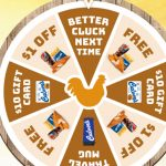 Culver's Dip It and Spit It Sweepstakes & Instant Win Game