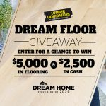 Dream Floor Giveaway