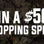 Mossy Oak Shopping Spree Giveaway