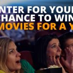 Free Movie for a Year Sweepstakes