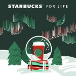 Starbucks for Life: 2019 Holiday Edition Instant Win Game & Sweepstakes