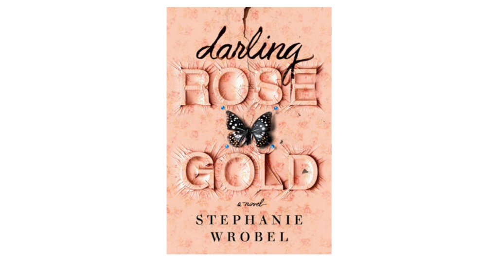 Darling Rose Gold Cover