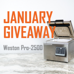Walton's January Monthly Giveaway