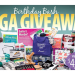 2020 Birthday Bash Mega Giveaway