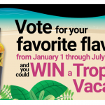Taste of the Tropics National Sweepstakes