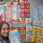 The Crunch Cup Year Supply of Cereal Giveaway