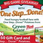 Farmstar Living Big Game Giveaway