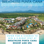 The BookIt.com Breathless Punta Cana Giveaway