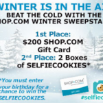 Shop.com Winter Sweepstakes
