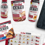 SlimFast Keto Giftbox Sweepstakes
