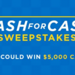 The Valpak Dash for Cash Sweepstakes