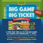 Acme Big Game Big Ticket Sweepstakes (Select States)